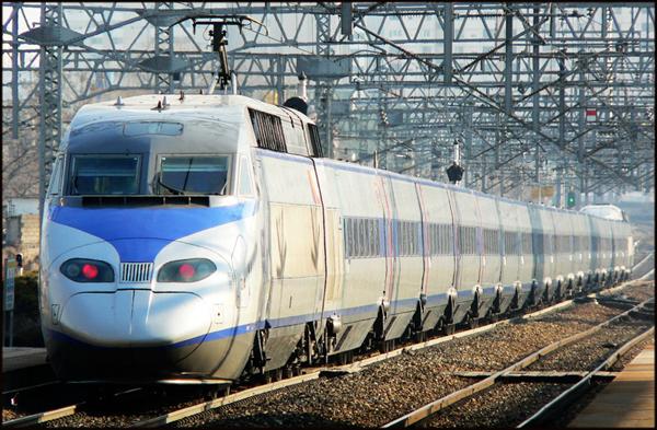 เที่ยวเกาหลี : นั่งรถไฟไปปูซาน (Busan) ตอนที่ 1