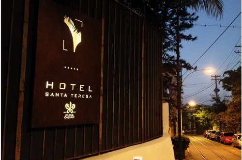Hotel Santa Teresa Rio de Janeiro
