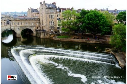 เที่ยวเมืองบาธ อังกฤษ BATH ENGLAND